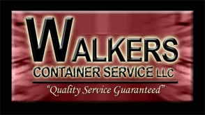 Walkers Container Service, LLC. Logo