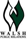 Walsh Public Relations Logo