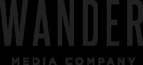 Wander Media Company Logo