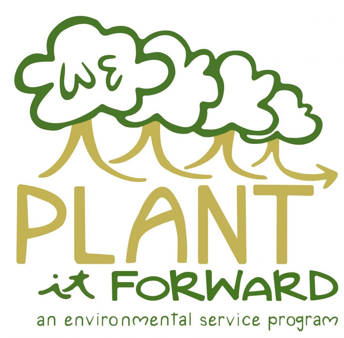 WePlantitForward Logo