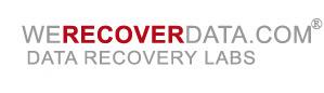 WeRecoverData.com Logo