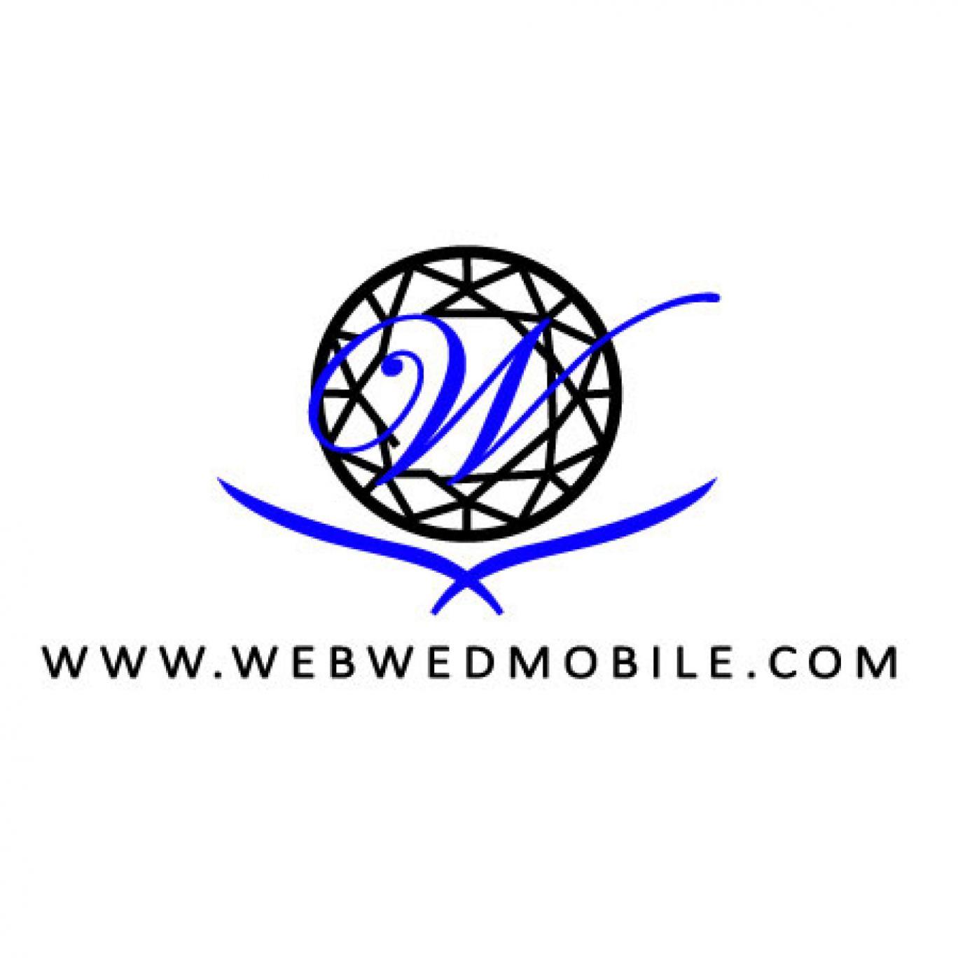WebWed Mobile Logo