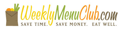 Weekly Menu Club Logo