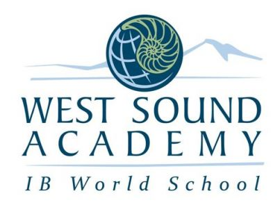 West Sound Academy Logo