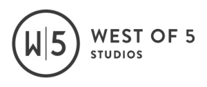 West of 5 Studios Logo