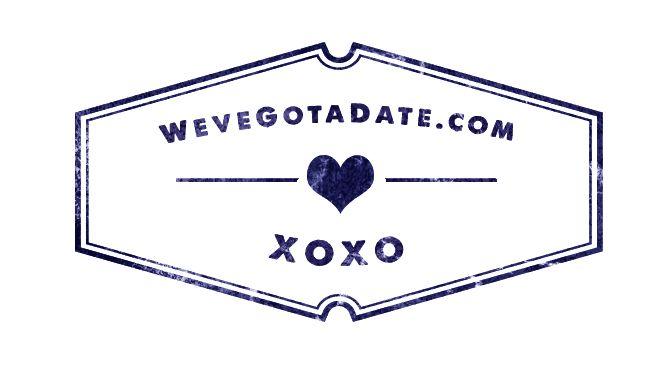 We've Got a Date Logo