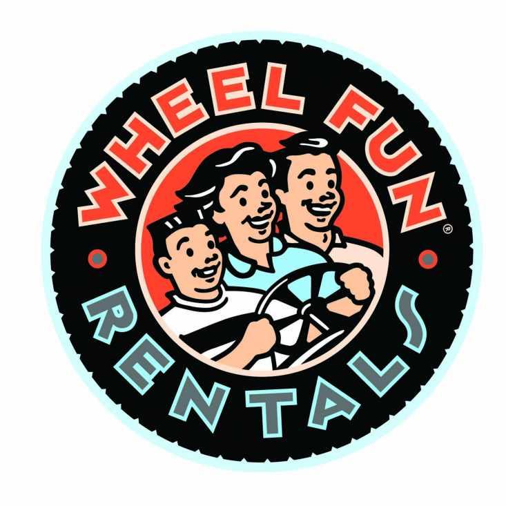 Wheel Fun Rentals Logo