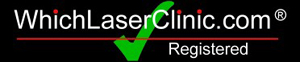 WhichLaserClinic.com Logo