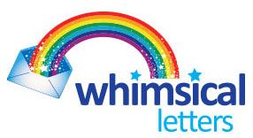 Whimsical Letters Logo