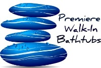 Premiere Walk-In Bathtubs by WhisperSpa Logo