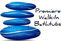 Premiere Walk-In Bathtubs by WhisperSpa Logo