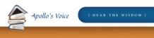 Apollo's Voice, LLC Logo