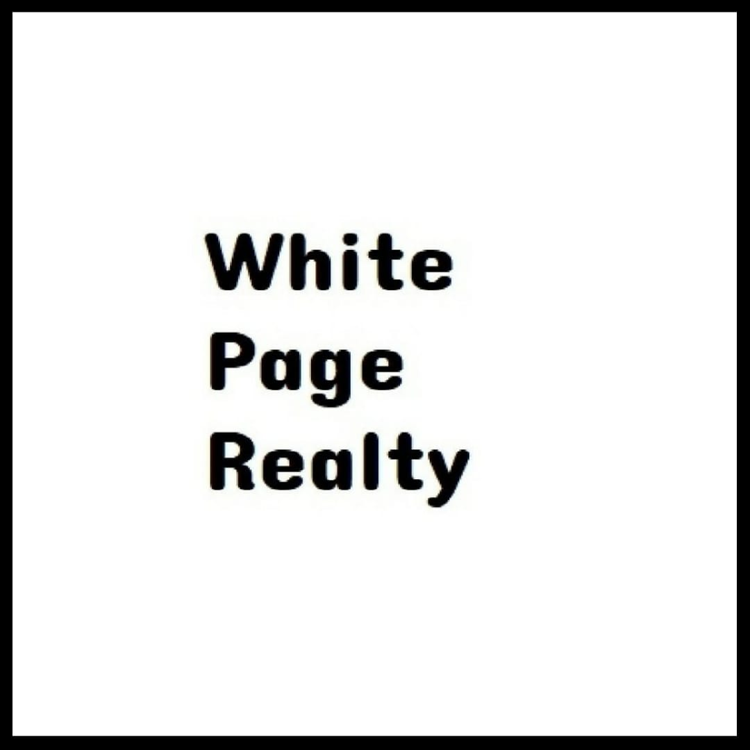 White Page Realty Logo