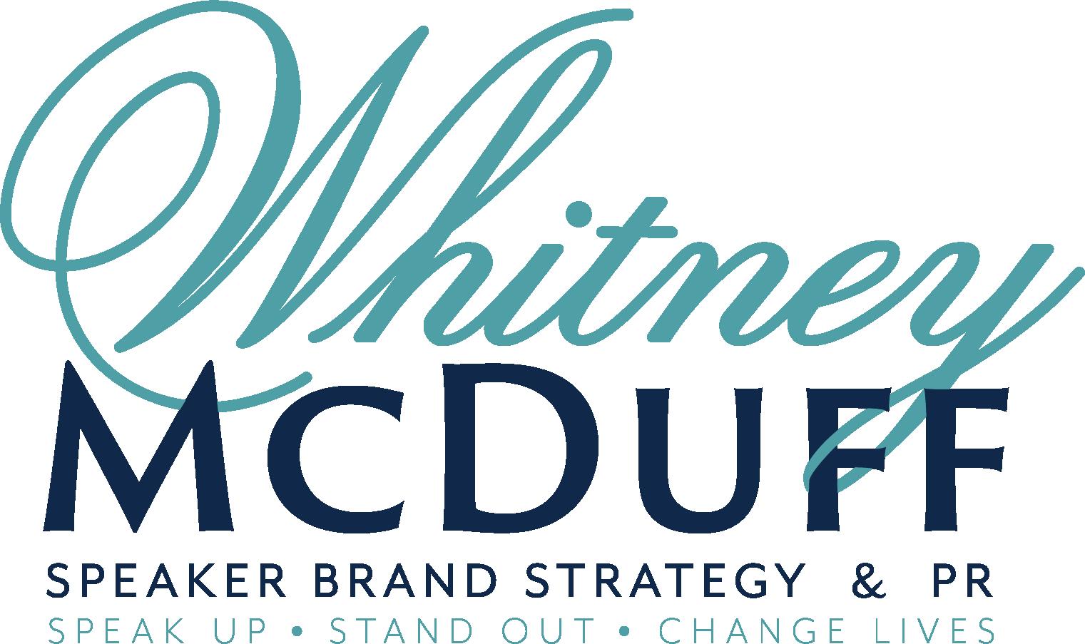 WhitneyMcDuff Logo
