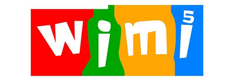 WiMi_5 Logo