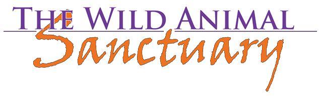The Wild Animal Sanctuary Logo