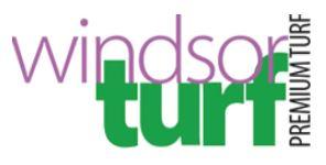 Windsor Turf Logo