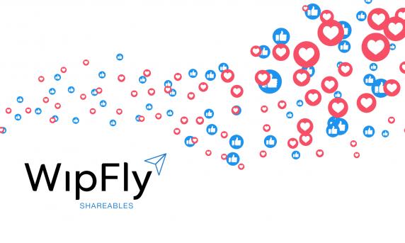 WipFly Sharables Logo