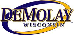 Wisconsin DeMolay Logo