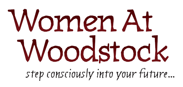 Women At Woodstock Logo