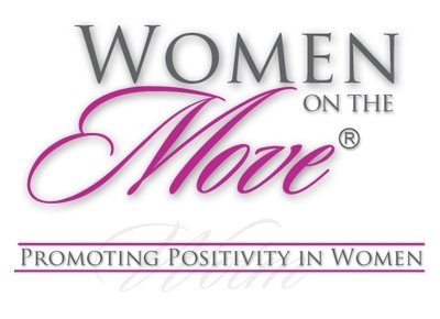 Women On The Move Logo