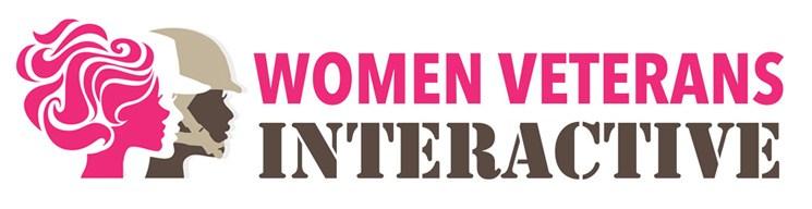 Women Veterans Interactive Logo