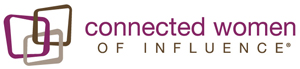 Connected Women of Influence Logo