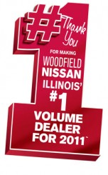 Woodfield Nissan Logo
