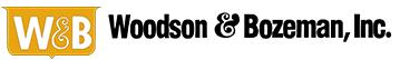 Woodson & Bozeman, Inc. Logo