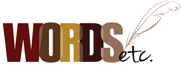 WordsEtcWriting Logo