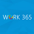 Work 365 Apps Logo