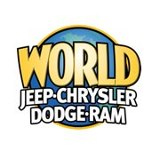 World Jeep Chrysler Dodge Ram Logo