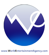 World Entertainment Agency Logo