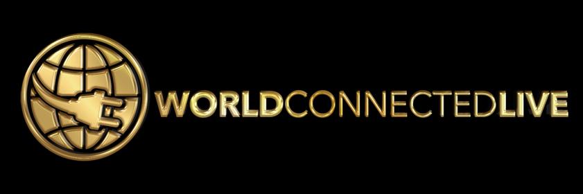 Worldconnectedlive.com Logo