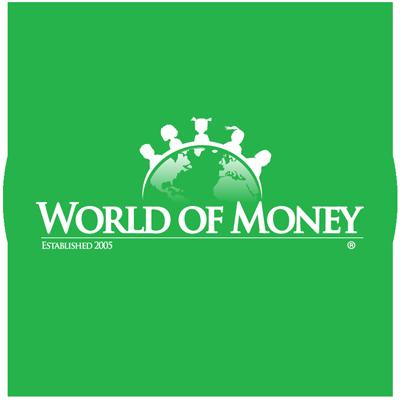 WorldofMoney Logo