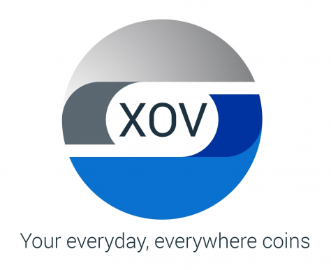 XOV Gobal Decentralised Finance Logo