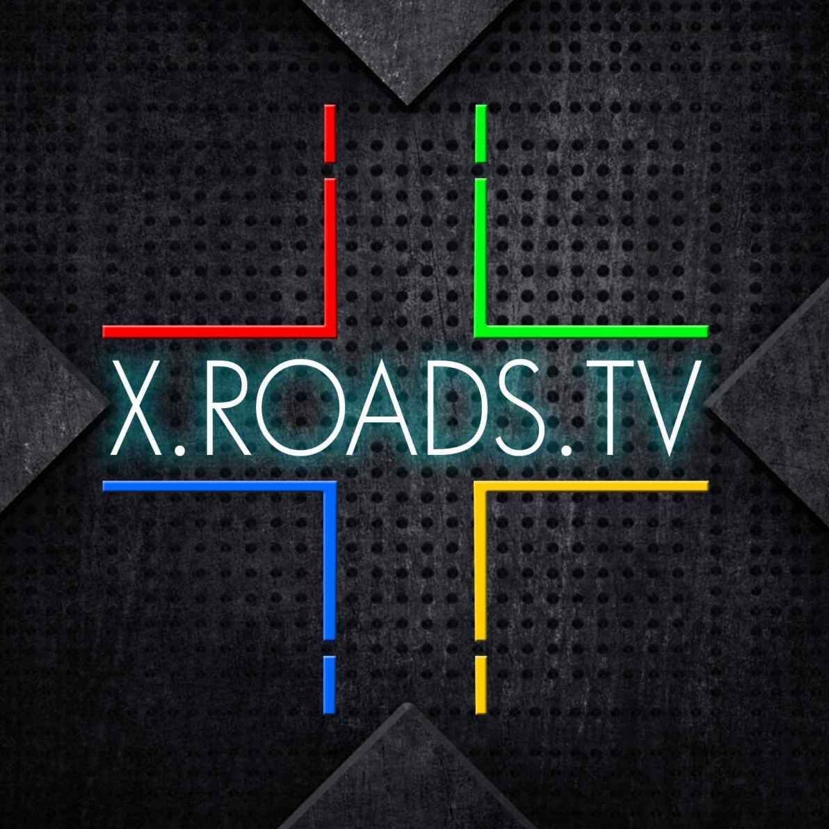 X ROADS TV Logo