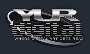YURdigital, LLC Logo