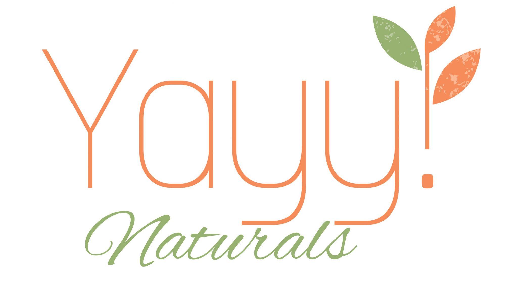 Yayy! Naturals Logo