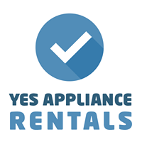 Yes Appliance Rentals Logo