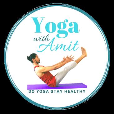 YogawithAmit Logo