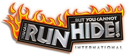 You Can Run International Logo