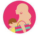 Young Moms Club Logo