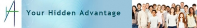 Your Hidden Advantage Logo
