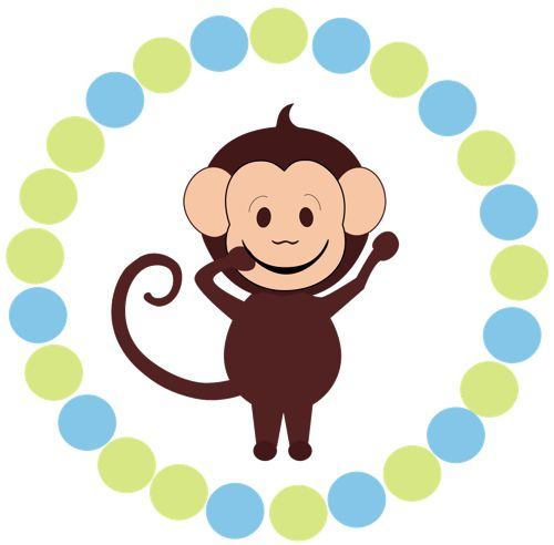 Your Cheeky Monkey Logo