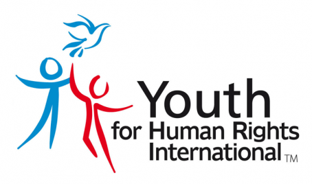 Risultato immagini per Youth for Human Rights International
