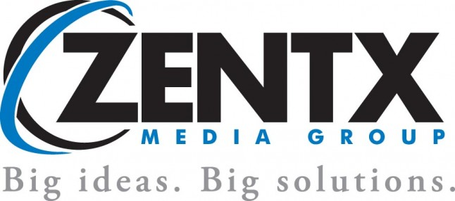 ZENTX Media Group Logo