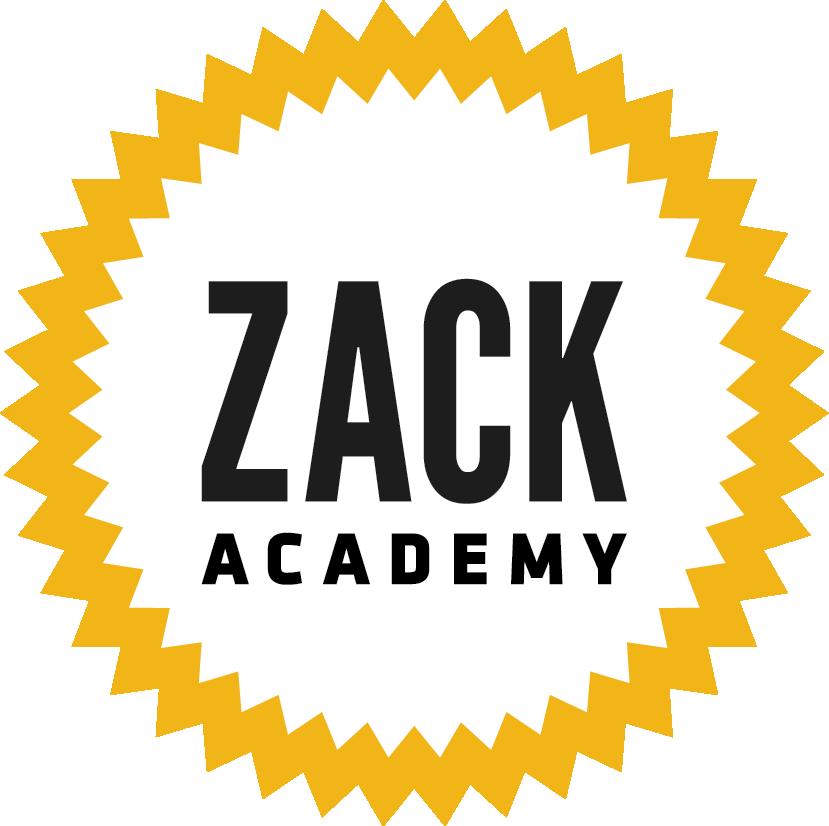 Zack Academy Logo