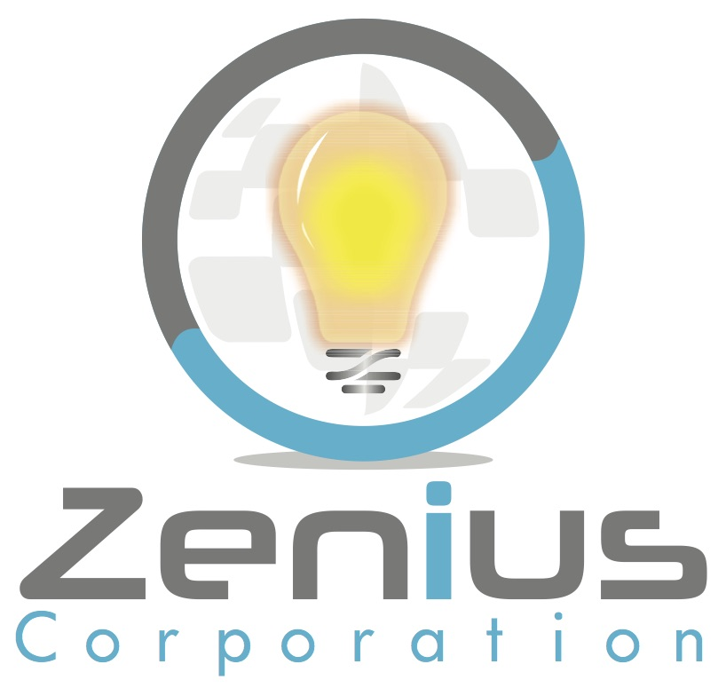 Zenius Corporation Logo