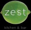 Zest Kitchen & bar Logo
